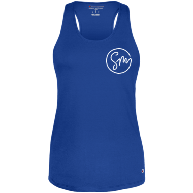 Women/Girl's Racerback Tank Royal