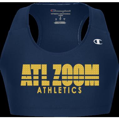 ZooM Gold Foil Sports Bra