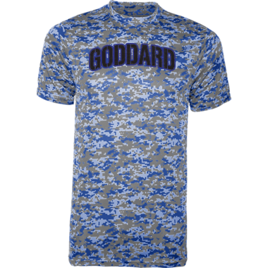 Royal Camo Men's Tee