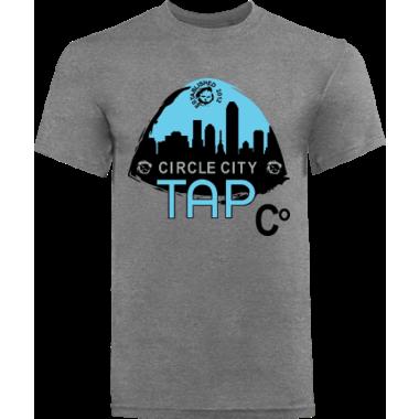 CCTC Men's Tee Grey