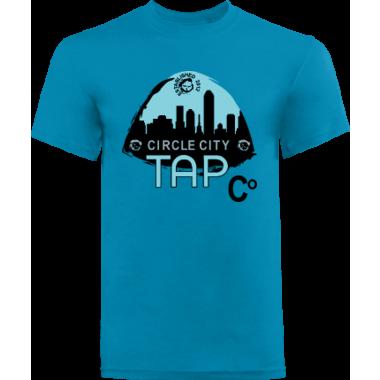 CCTC Men's Tee Blue