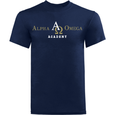 Cotton Alpha Omega tee