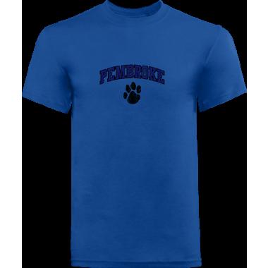 Pembroke Paw Blue