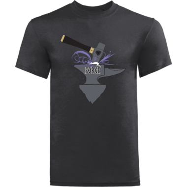 Welcome To The Forge (Black)