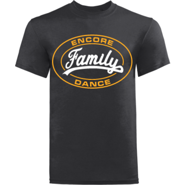 Dance Family Tshirt for Dads