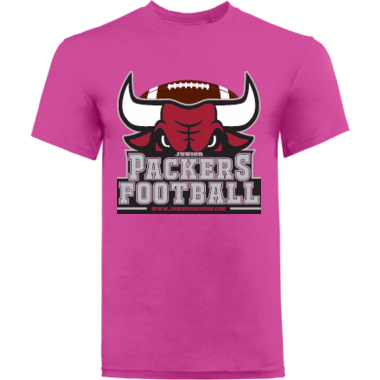 October's Football Breast Cancer Awareness Shirt Men/Youth Sizes
