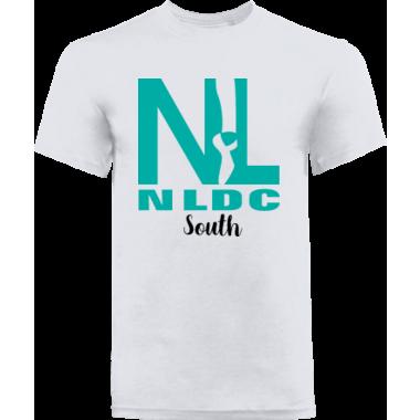 NLDC SOUTH WHITE SHIRT