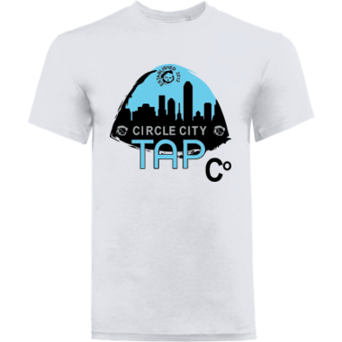 CCTC Men's Tee White