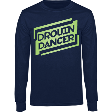 DDC Long Sleeve Tee Youth & Adult Sizes