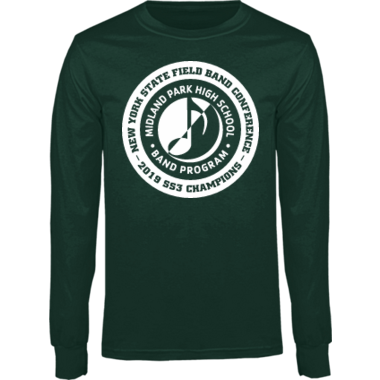 Long Sleeve Championship Shirt Green