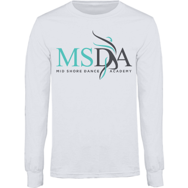 Youth & Adult MSDA Long Sleeve Tee v.2