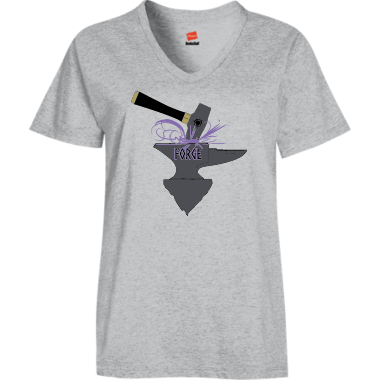 Welcome to the Forge Womens gray