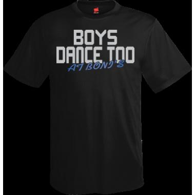 Boys Dance DRI Performance Tee