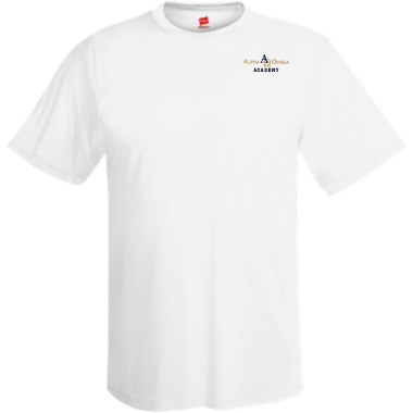 PERFORMANCE TEE WITH NAME