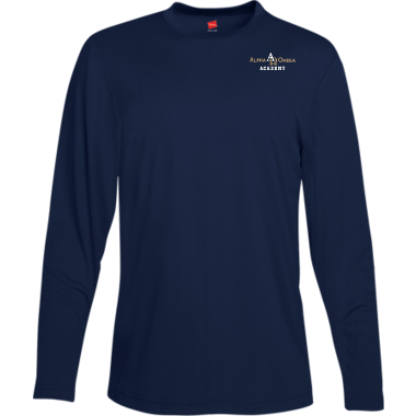 PERFORMANCE LONG SLEEVE WITH NAME