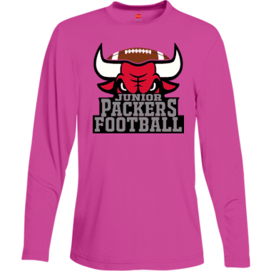 October's Shirt/Football Embroidered Breast Cancer Awareness