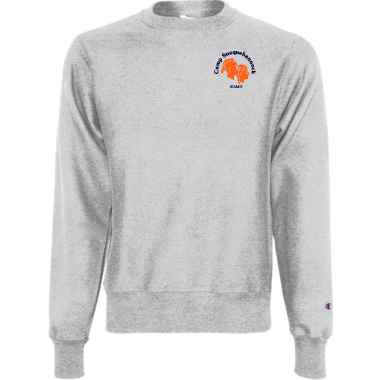 Reverse Weave® Crew Neck Sweatshirt