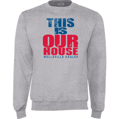 Our House Gray Sweatshirt