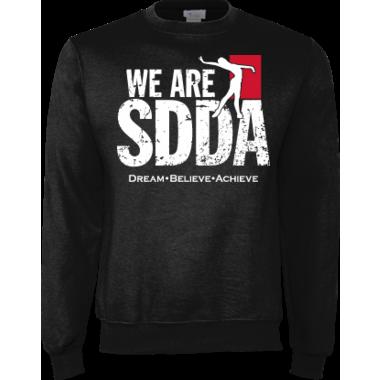 We are SDDA Sweatshirt