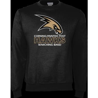 Sweatshirt with twill design
