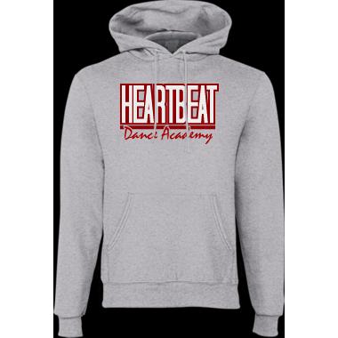 HeartBeat Hoodie 2 (Gray)