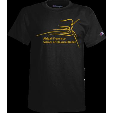 Short Sleeve AFSCB Shirt Black