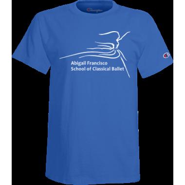 Short Sleeve AFSCB Shirt Blue
