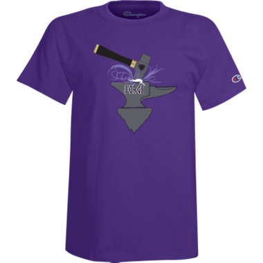 Welcome To The Forge (Purple)