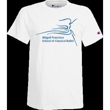 Short Sleeve AFSCB Shirt  White