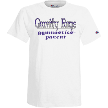 Gravity Camo Cotton Gymnastics Parents
