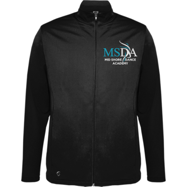 "MSDA Embroidered ""Absolute"" Jacket"