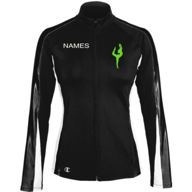 team jacket with name option