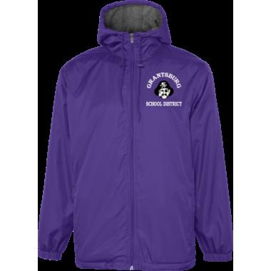 Stadium Hooded Jacket