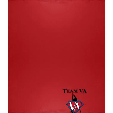 Team VA Fleece Blanket