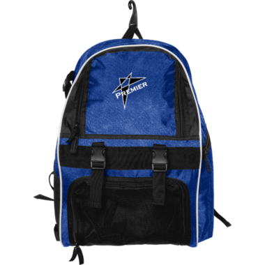 PREMIER GLITTER BACKPACK
