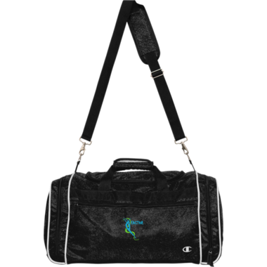 All-Around Glitter Duffle Bag
