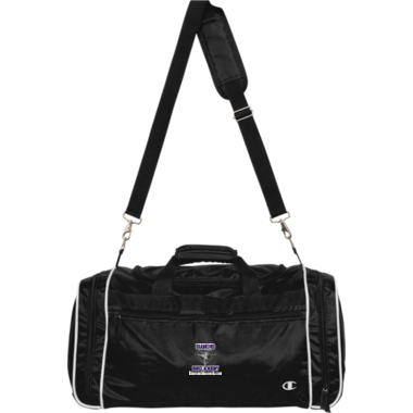 ALLAROUND DUFFLE BAGE W/LOGO AND STUDENTS NAME
