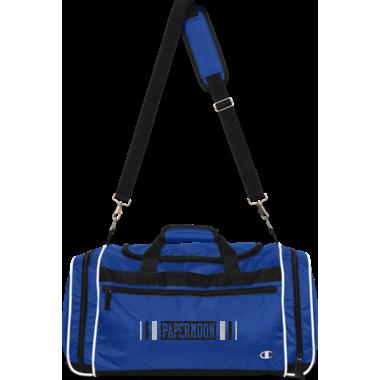 Glitter Front Duffle Bag