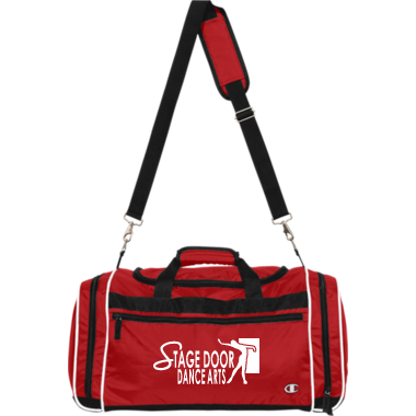 SDDA Red Duffle