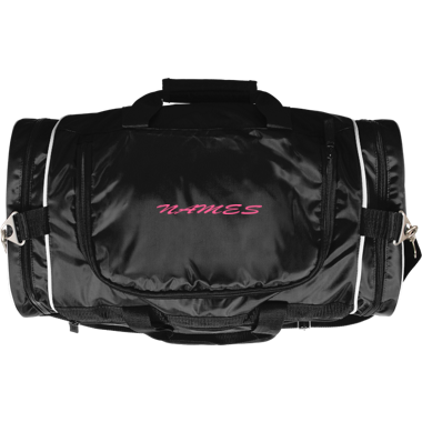 DUFFLE BAG WITH NAME
