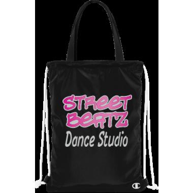 Bag pink logo