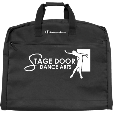 SDDA Pocketed Garment Bag