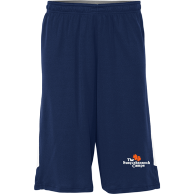 "Supreme Double Dry® 11"" Basketball Short"