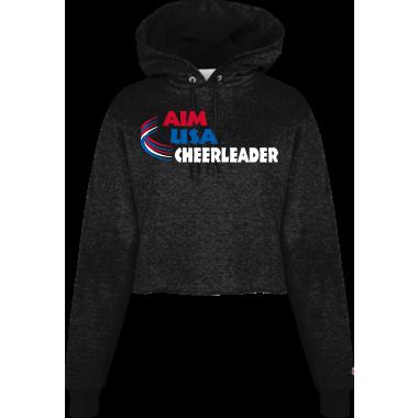 AIM Crop Sweatshirt