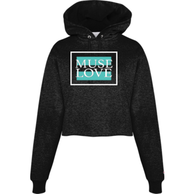 Equality Cropped Champion Hoodie