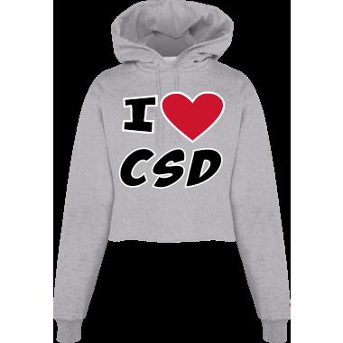 I Love CSD Top