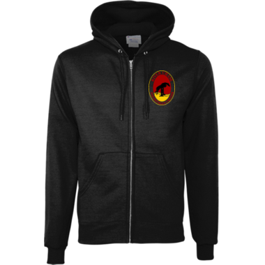 Powerblend® Fleece Full Zip Hoodie