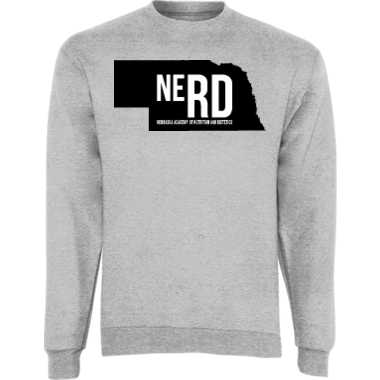Hanes EcoSmart® Crew Neck Sweatshirt