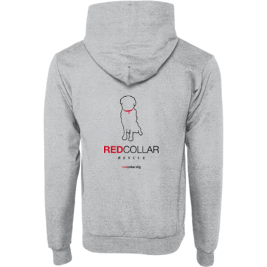 Fleece Pullover Hoodie w/Logo on Front & Back (Men/Youth)