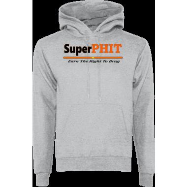 SuperPHIT EcoSmart Hoodie